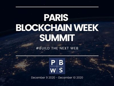 AGEify in Paris Blockchain Week Summit 2020