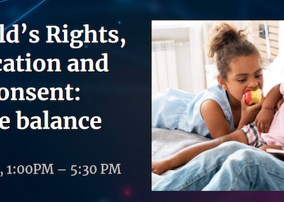 euCONSENT – Online Child's Rights, Age Verification and Parental Consent: Finding the balance